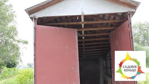 Под склад, ангарного типа, неотапл, выс.: от 3-6 м, пол бетон, с отд. - Фото 5