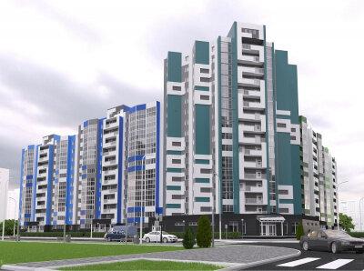 Продам квартиру-студию в Городе Спутнике, жилой дом 67