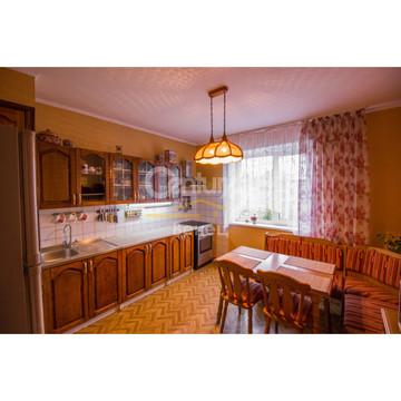 Продается 3-комнатная квартира общей площадью 66 кв.м - Фото 4