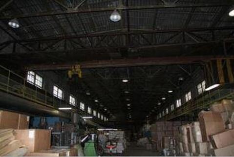 Теплый производственный комплекс 2.000 м2 на 5,15 Га в г. Коломна - Фото 1