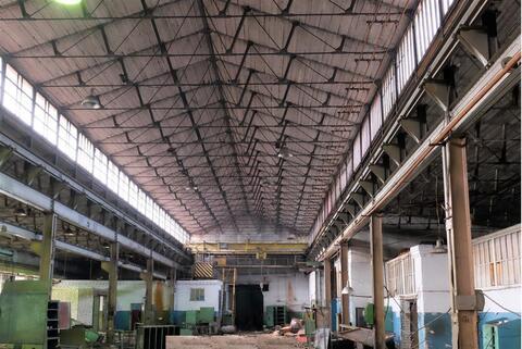 Производственно-складское здание 2500 кв.м. - Фото 1