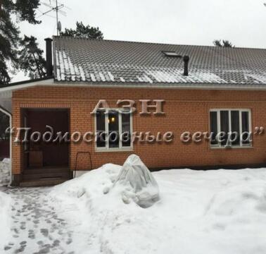 Ярославское ш. 15 км от МКАД, Пушкино, Коттедж 90 кв. м - Фото 1