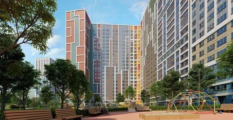 Однокомнатная квартира в Северном Бутово - Фото 2