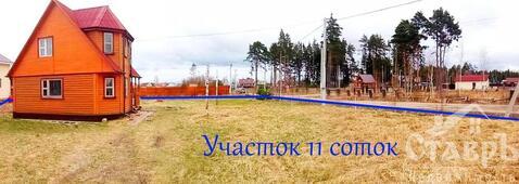 Ломоносовский район, г.Сосновый Бор, 10 сот. ДНП + дом 80 кв.м. - Фото 2
