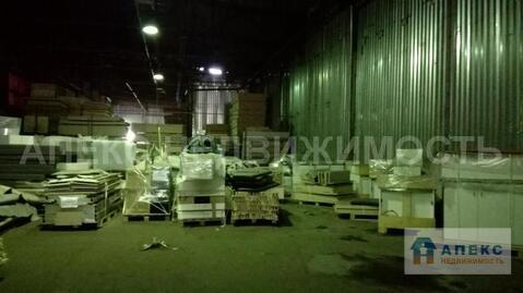 Аренда склада пл. 1616 м2 Мытищи Ярославское шоссе в складском . - Фото 1