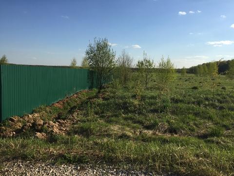 Продаётся участок 14соток в д. Гришино Чеховского района - Фото 2
