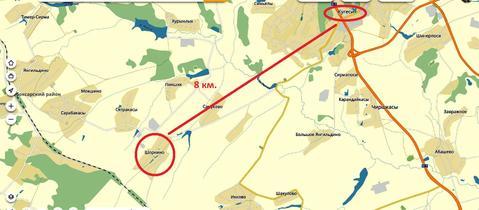 Знм.участок под ИЖС 12 км.от Чебоксар - Фото 5