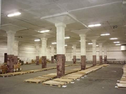 Аренда склада 1 этаж, 770 м2 - Фото 1
