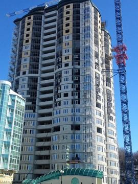 """1-к.квартира (64,8м2), 10/23 этаж, пл.Речников, ЖК """"Альбатрос""""."""