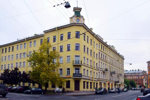 Не двух- и даже не трёх- а четырёхсторонняя квартира в центре - Фото 1