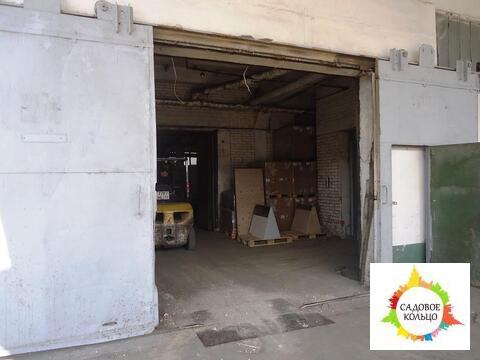 Теплый склад с окнами, разгрузка на пандус, лифт 3 тонны - Фото 1