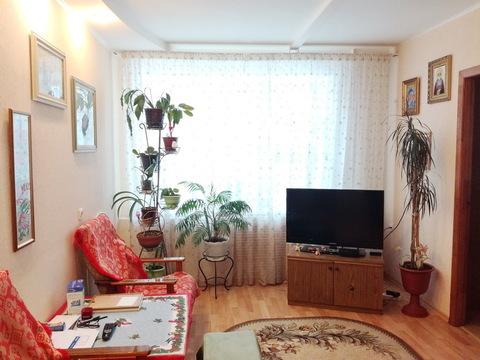 4х-комнатная квартира на Ушакова, Купить квартиру в Ярославле по недорогой цене, ID объекта - 326738074 - Фото 1