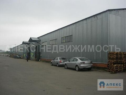 Аренда склада пл. 700 м2 Одинцово Можайское шоссе в складском . - Фото 4