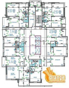 Продаются квартиры в п. Биокомбинат, Жилой дом №2 - Фото 2