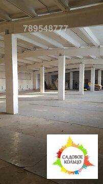 Кирпичный отапливаемый склад на охраняемой огороженной территории пром - Фото 5