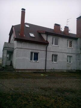 Дом в п. Матросово Гурьевского района - Фото 1