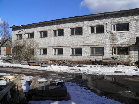 Продажа производственного помещения г. Выборг - Фото 1