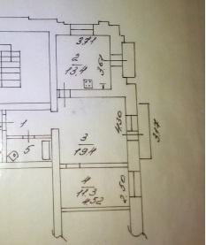 Продаю 2-комнатную квартиру 56 кв.м. этаж 6/8 ул. Кирова