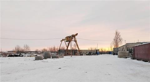 Земля в районе Северодвинск, проезд Промышленный, дом 3 (ном. объекта: . - Фото 1