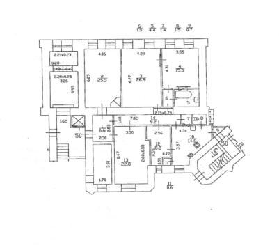 Продается 4х комнатная квартира в историческом центре Петербурга - Фото 4