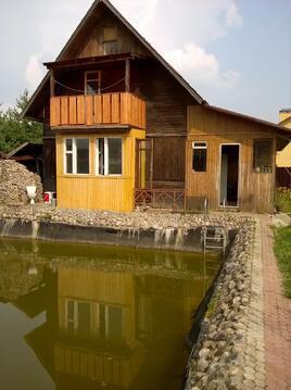 Квл Зворыкино в Балашихе дом 106,2 кв.м. на земельном участке 14,5 сот - Фото 1
