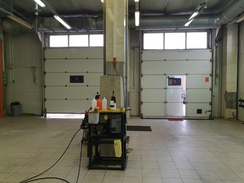 Теплый бокс для ремонта автомобилей, полировки, лакокрасочных работ. - Фото 2