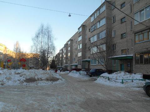 1-я квартира п. Шатск ул.Садовая д.9а - Фото 1