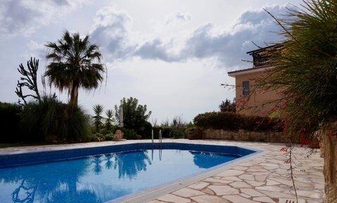 Трехкомнатный Апартамент с панорамным видом на море в районе Пафоса - Фото 3