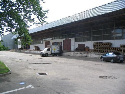 Под склад/произ-во, отапливаемый, выс.: от 6 м, пол бетон, 4-ро ворот, - Фото 1
