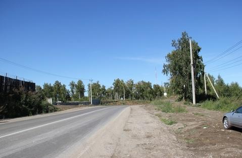 Продается земельный участок находящийся в г.Иркутске