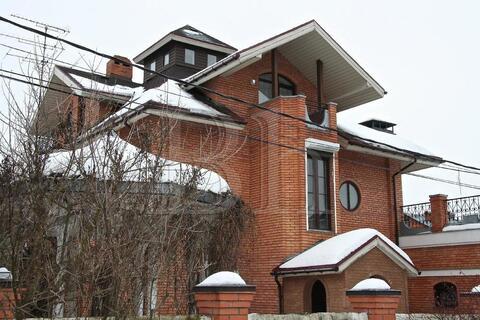Продам современный коттедж в престижном районе г. Дедовск, . - Фото 1