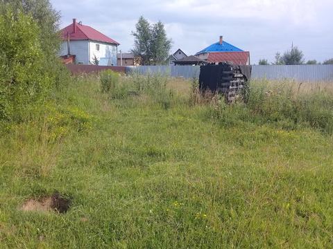Отличный участок 6 сот. в СНТ Полёт вблизи с. Сертякино на Гривно - Фото 2