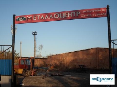 Продажа производственного помещения, Таганрог, Ул. Восточная - Фото 2