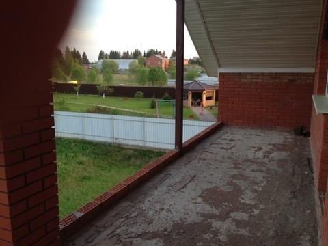 Продается двухэтажный кирпичный дом в д. Желудовка, р-н Детчино - Фото 5