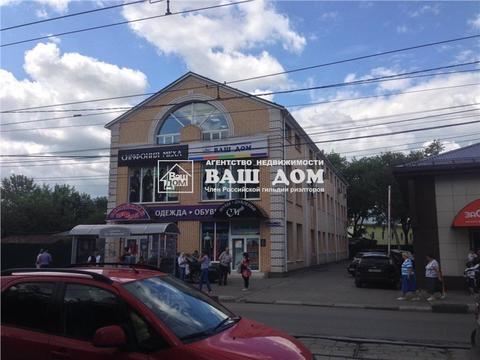 Торговое помещение по адресу г. Тула, ул.Оборонная д.6 - Фото 1