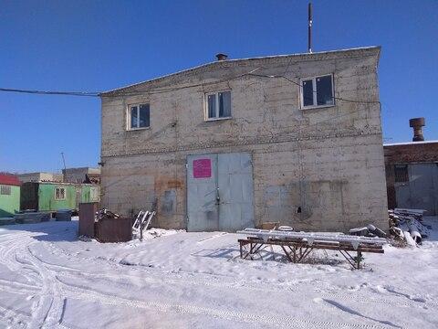 Производственно-складское здание, 569.3 кв.м. - Фото 1