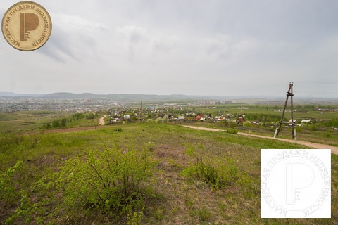 Продается участок в черте города Красноярска р-н Октябрьский - Фото 5