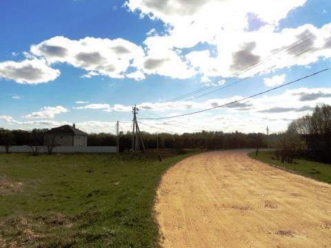 Участок 24 сотки на берегу озера, д. Константиново, 102 км от МКАД. - Фото 4