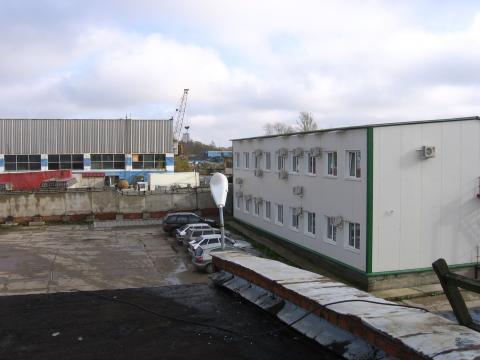 Продам складскую базу в ппх Воскресенское - Фото 1