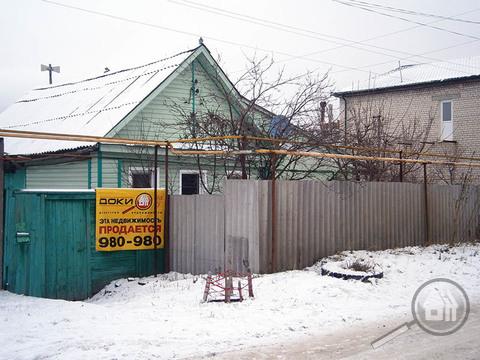 Продается часть дома с земельным участком, ул. Индустриальная - Фото 1