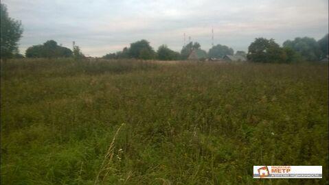 Участок 11,3 сотки в селе Петровское Щелковского района - Фото 3