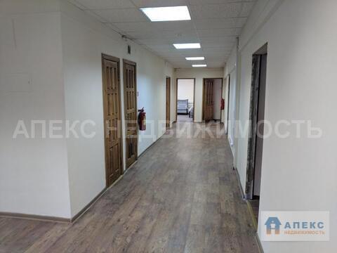 Аренда офиса 232 м2 м. Таганская в бизнес-центре класса В в Таганский - Фото 1
