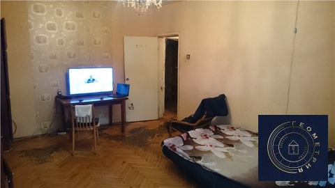 3-к, м. Алексеевская, ул. Маломосковская, д. 6 (ном. объекта: 39248) - Фото 3