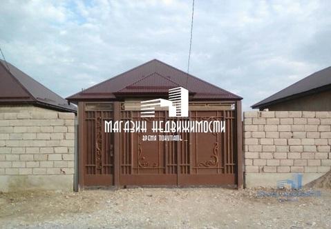 Продаю участок в Адиюхе 4,5 сот с строящимся новым домом (ном. ., Земельные участки в Нальчике, ID объекта - 201107954 - Фото 1