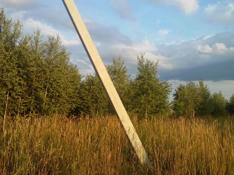 Участок Алексеевка д, Чеховский район 57 км от МКАД. - Фото 1