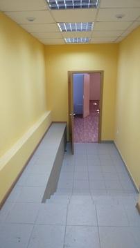 Cдаётся офис на ул. Минина, 1. Общ.пл. 130 кв.м. - Фото 1