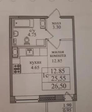 Объявление №54422782: Продаю 1 комн. квартиру. Парголово, тал,