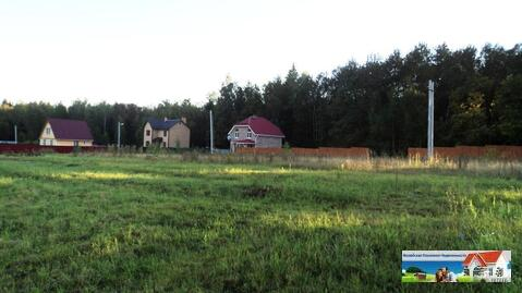 Новая дача в поселке, 11 соток земли Московская область, Можайский рай - Фото 3