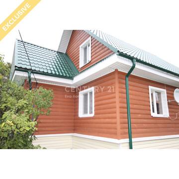 Дом в с. Кадниково Сысертского района 100 кв м - Фото 1