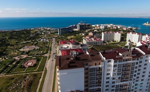 Продается 3-комнатная квартира, ул. Парковая, 12, г. Севастополь - Фото 1